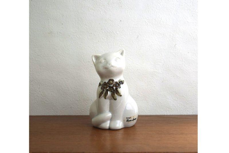 画像1: Rosa Ljung ネコの置物