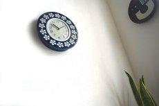 画像5: Rorstrand Sylvia Leuchovius ロールストランド 陶器の時計 (5)