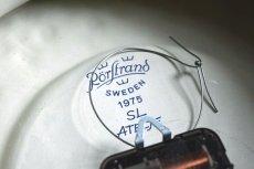 画像13: Rorstrand Sylvia Leuchovius ロールストランド 陶器の時計 (13)