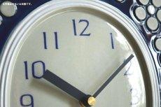 画像8: Rorstrand Sylvia Leuchovius ロールストランド 陶器の時計 (8)