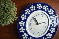 画像11: Rorstrand Sylvia Leuchovius ロールストランド 陶器の時計 (11)