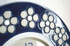 画像6: Rorstrand Sylvia Leuchovius ロールストランド 陶器の時計 (6)