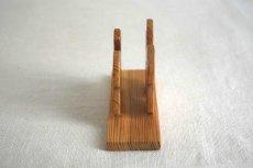 画像3: 木製のレターホルダー (3)