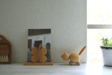 画像6: 木製のレターホルダー (6)