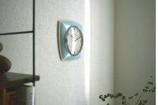 画像4: GARANT 陶器の壁掛け時計 (4)
