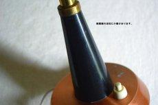 画像11: GEMI アルミと真鍮のテーブルランプ (11)