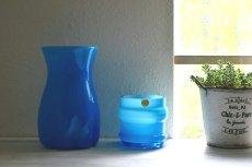画像7: ガラスのフラワーベース(花器) (7)