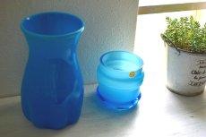 画像8: ガラスのフラワーベース(花器) (8)