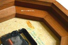 画像13:  Junghans 木製の壁掛け時計 (13)