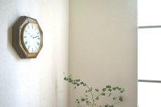 画像5:  Junghans 木製の壁掛け時計 (5)