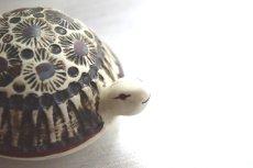 画像4: Gustavsberg Lisa Larson Skoldpaddor グスタフスベリ リサ・ラーソン 陶器のカメのフィギュア (4)