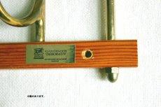 画像8: KLADHANGARE DEKORATIV 木と真鍮のコートハンガー (8)