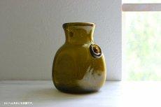 画像2: Stockholms glasbruk ガラスのフラワーベース(花器) (2)