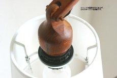 画像10: チークの壁付けランプ (10)