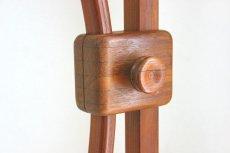 画像12: チークの壁付けランプ (12)