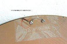 画像12: Junghans チークと真鍮の壁掛け時計 (12)