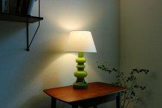 画像6: Lindshammar ガラスのテーブルランプ (6)