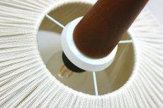 画像10: 紐と刺繍のペンダントランプ  (10)