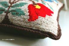 画像4: 刺繍クッション (4)
