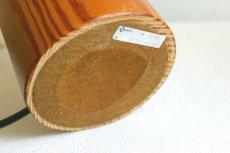 画像16: DOMUS ドムス  木製のテーブルランプ (16)