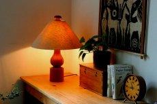 画像7: DOMUS ドムス  木製のテーブルランプ (7)