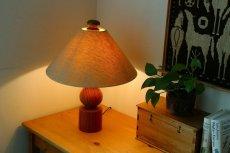 画像5: DOMUS ドムス  木製のテーブルランプ (5)