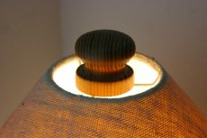 画像8: DOMUS ドムス  木製のテーブルランプ (8)