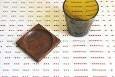 画像5: 木製コースター (5)