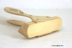 画像5: 木製のレターホルダー (5)