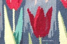 画像4: 織物の額装壁掛け (4)