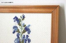 画像4: 刺繡の額装壁掛け (4)
