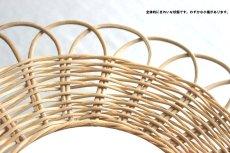 画像3: 籐のトレイ (3)