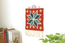 画像2: 織物のタペストリー (2)