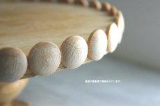 画像4: 木製コンポート  (4)