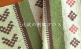 刺繍、織物