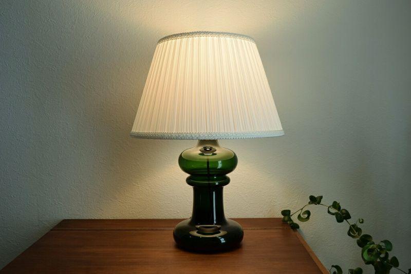 画像1: 【期間限定プライスダウン 2/22(木)〜2/24(土)夜9時】Holmegaard GRANNY ホルムガード ガラステーブルランプ