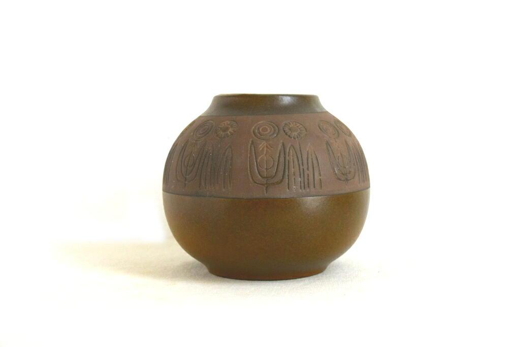 画像1: Upsala Ekeby ウプサラ エクビー 陶器の置物 (1)