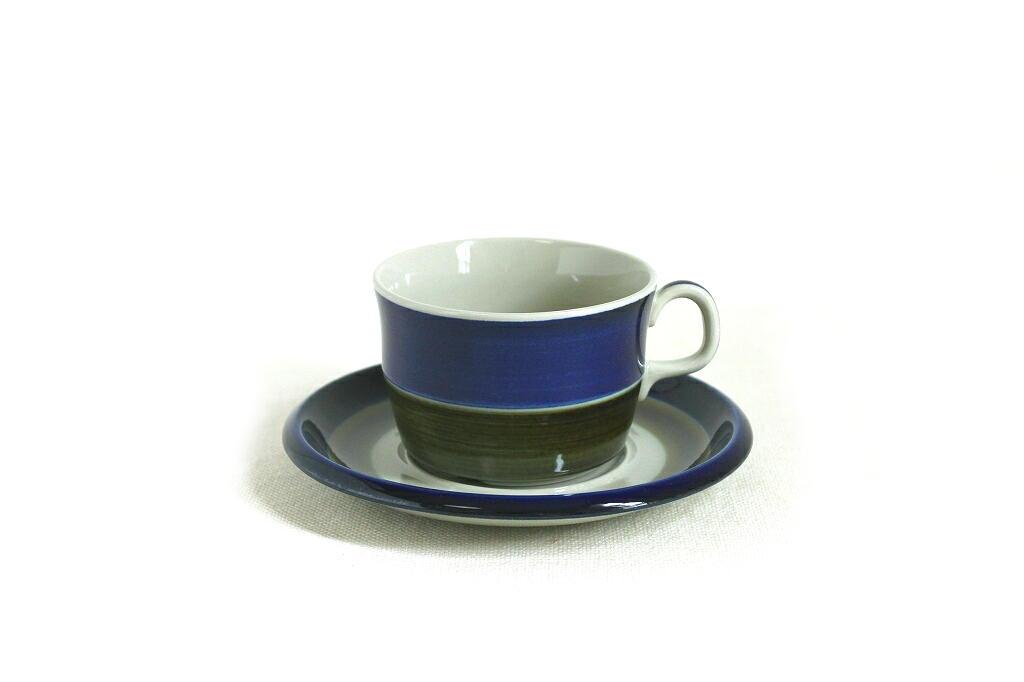 画像1: Rorstrand Elisabeth ロールストランド エリザベス ティーカップ&ソーサー  (1)