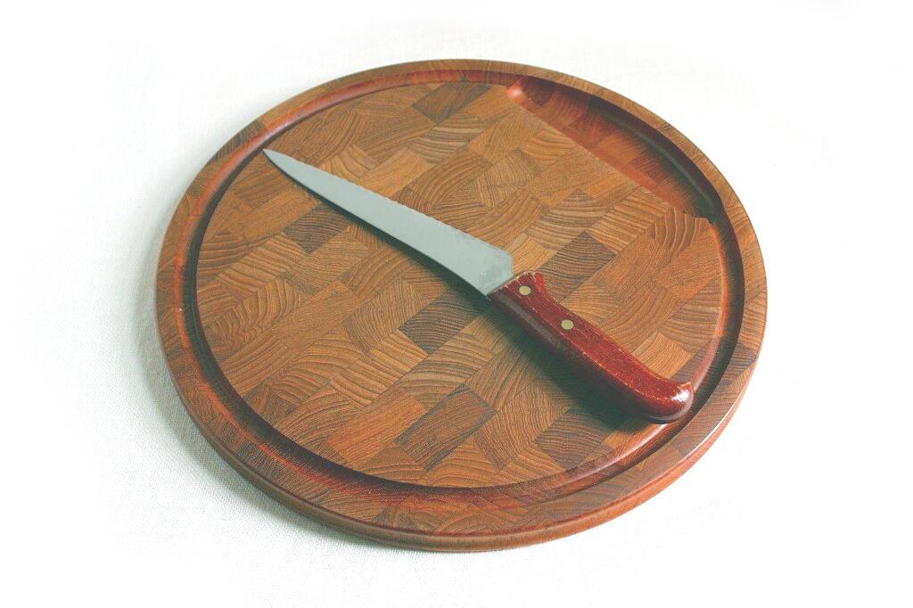 画像1: チークトレイとナイフのセット (1)