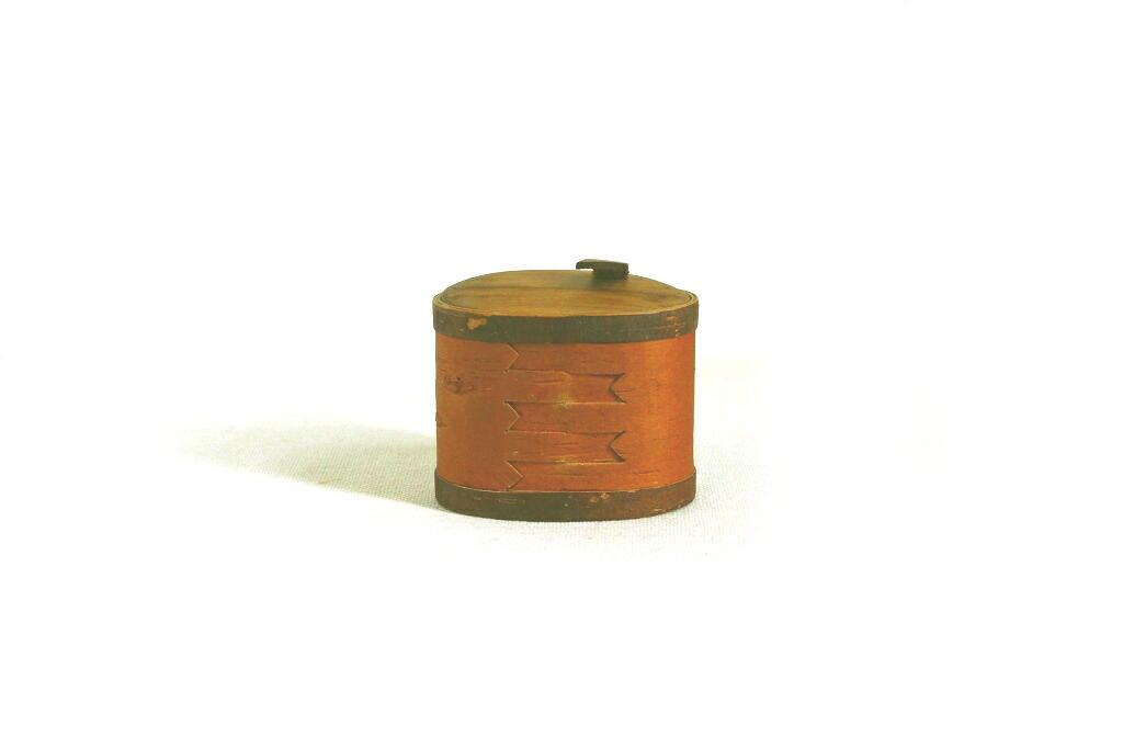 画像1: スウェーデンの木箱 (1)