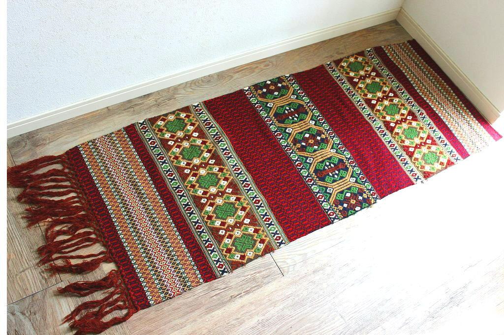 画像1: スウェーデンの織物 (1)