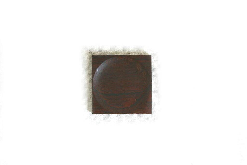 画像1: 木製コースター (1)